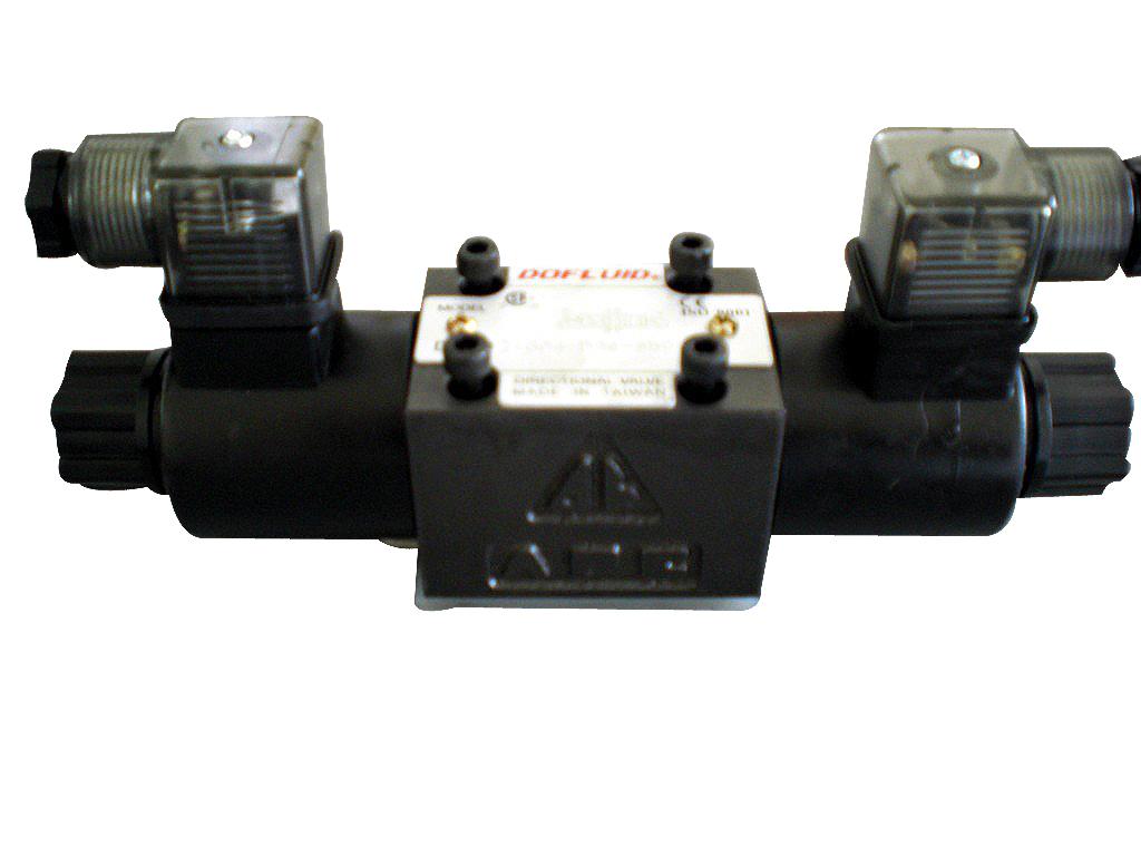 液压阀-电磁换向阀 台湾电磁阀